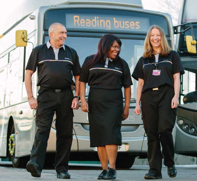 Transport Wear - Reading Buses