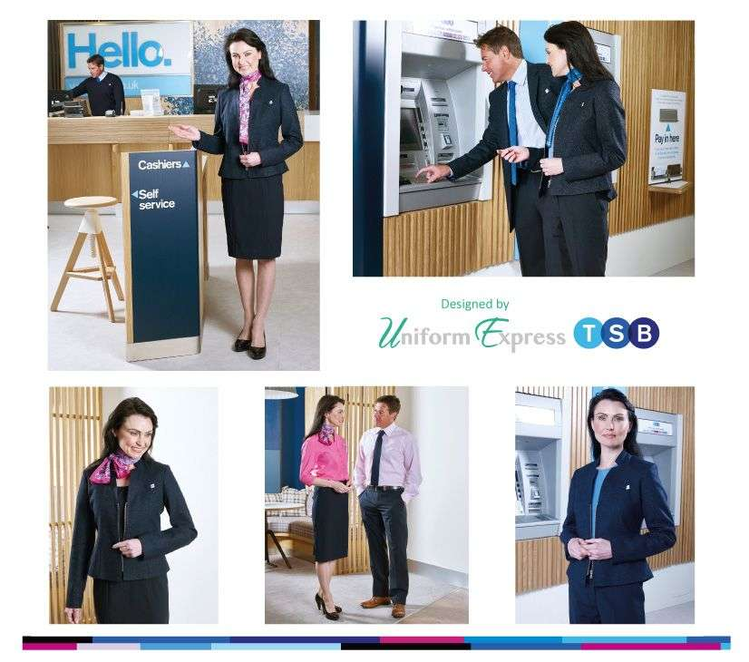 Bank Wear - TSB Bank