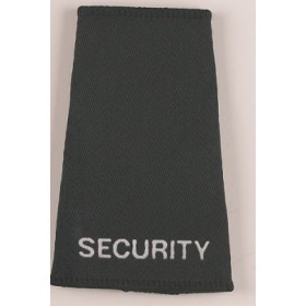 Security Epaulette