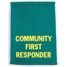 Community First Responder Slider