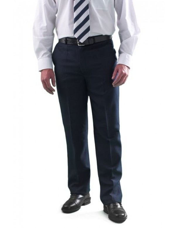 men's polywool trouser