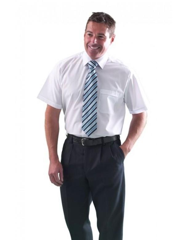 mens classic shirt short sleeve