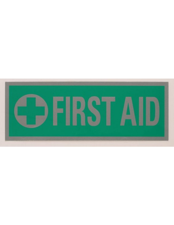 large first aid heat seal