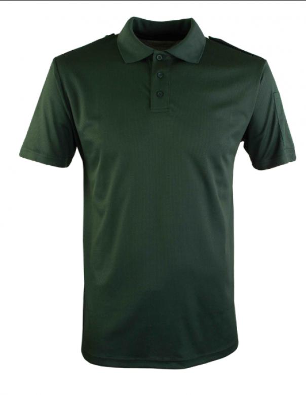 Ambulance Polo Shirt - Bottle Green