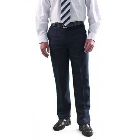 men's polywool trouser