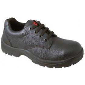 gibson tie shoe black