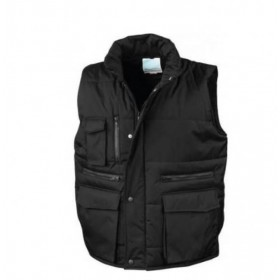 black lance work guard bodywarmer