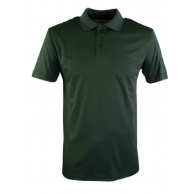 Ambulance Polo Shirt - Bottle Green