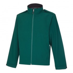 Dark Green Ambulance Soft Shell Jacket