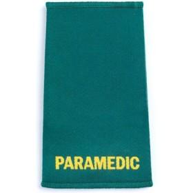 paramedic epaulette sliders