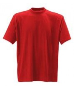red t shirts