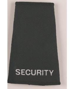 security slider epaulette