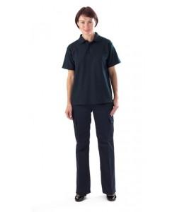 ladies polo shirt work uniform