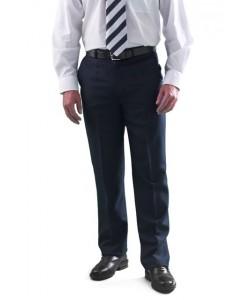 men's polywool uniform trouser
