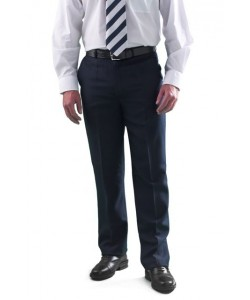 men's polywool trousers