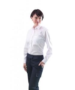 ladies classic shirt short sleeve