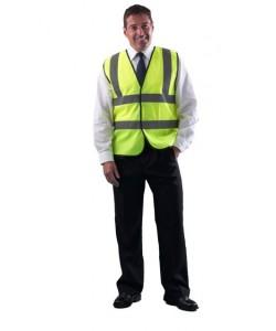 hi vis waistcoat