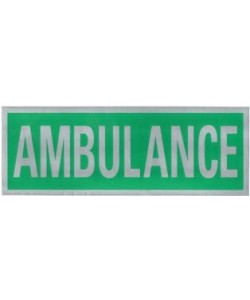 large ambulance heatseal