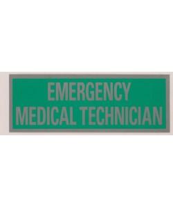 large emergency medical technician heatseal