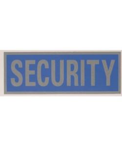 large security heatseal badge