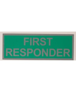 large first responder heat seal