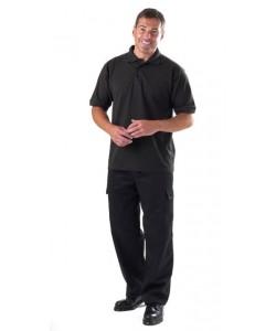 mens polo work shirts