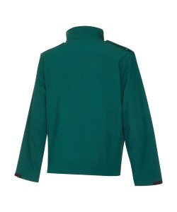 Dark Green Ambulance Softshell Jacket