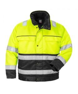 hi visibility winter jacket