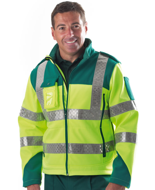 Ambulance and Paramedic Uniforms in Banbury, UK